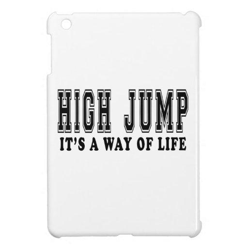 Salto de altura es manera de vida