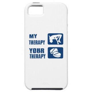 Salto de altura mi terapia iPhone 5 fundas