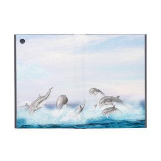 Salto de delfínes iPad mini coberturas