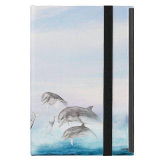 Salto de delfínes iPad mini cobertura