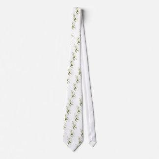 Salto de dios de cuernos corbatas personalizadas