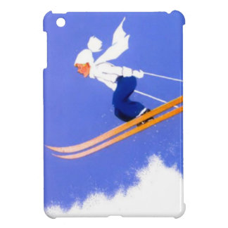 Salto de esquí iPad mini carcasas