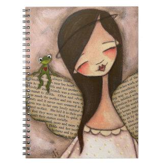 Salto de la fe (Brunette) - cuaderno