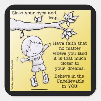 Salto de la fe