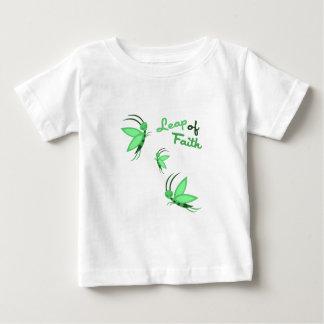 Salto de la fe t-shirt