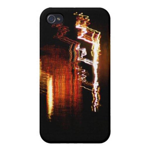 Salto de Lite iPhone 4/4S Carcasa