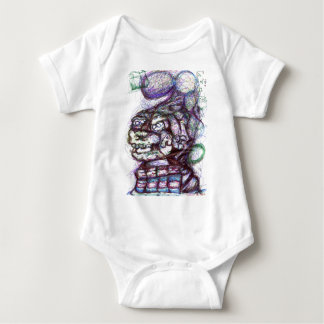 Salto de Omega del chantre de la sigma Body Para Bebé