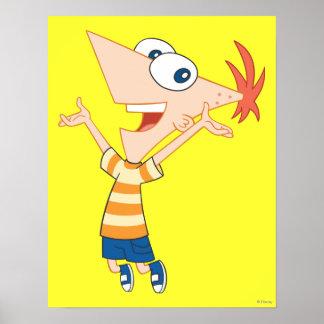 Salto de Phineas Póster