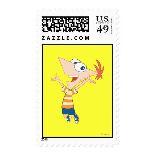 Salto de Phineas Sello