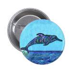 Salto del delfín pins
