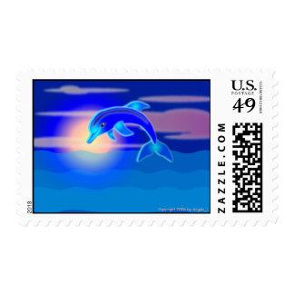 Salto del delfín franqueo