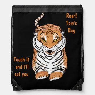 Salto del lazo Backbacks del tigre Mochilas