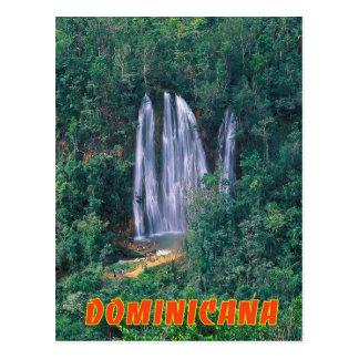 Salto del Limon, Dominicana Postcards