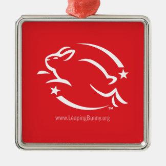 Salto del logotipo del conejito