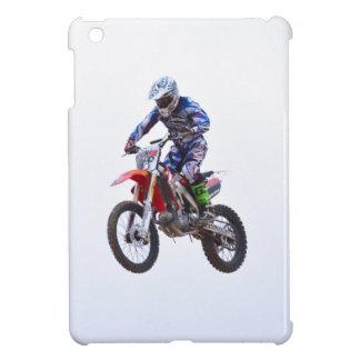 Salto del motocrós iPad mini coberturas
