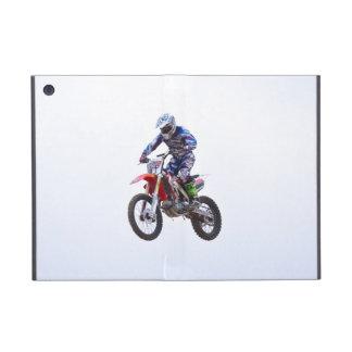Salto del motocrós iPad mini protectores