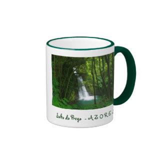 Salto do Prego, Azores Ringer Mug