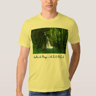 Salto do Prego, Azores Shirt