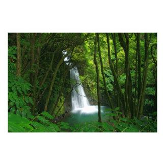 Salto do Prego waterfall Photo Print