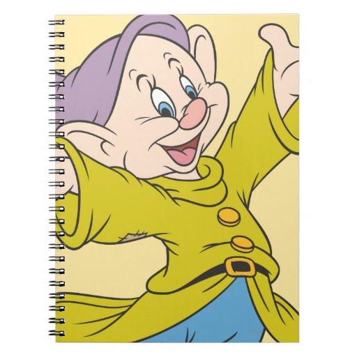 Salto narcotizado notebook