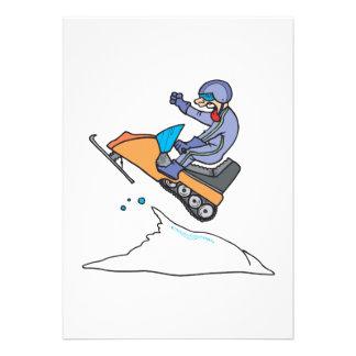 Salto Snowmobiling