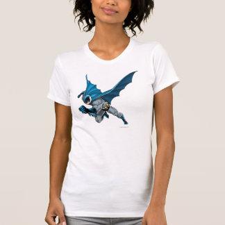 Saltos de Batman - brazo adelante Camisetas