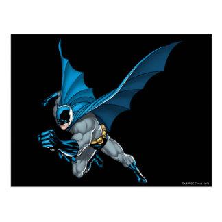 Saltos de Batman - brazo adelante Postal