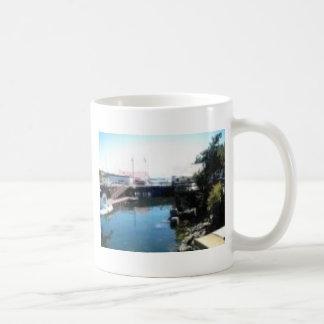 saltspring dock coffee mug