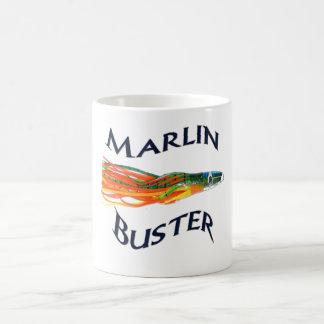 saltwater big gamefish bait for dorado and marlin coffee mug