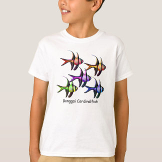 Saltwater Colorful Banggai Cardinalfish T-Shirt