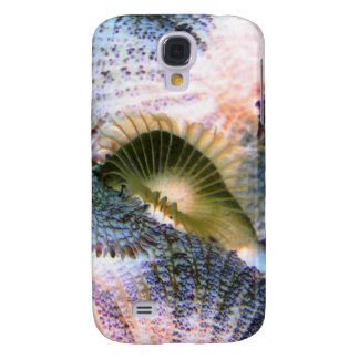 Saltwater corals with inverted colors galaxy s4 cover