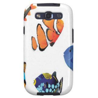 Saltwater fish design galaxy s3 cases