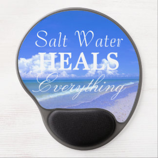 Saltwater Heals Everything Gel Mouse Pads