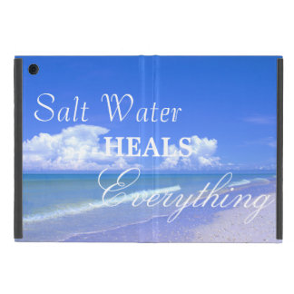 Saltwater Heals Everything iPad Mini Case