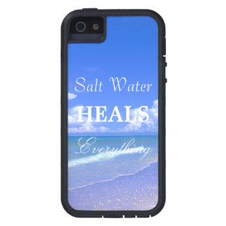 Saltwater Heals Everything iPhone 5 Cover