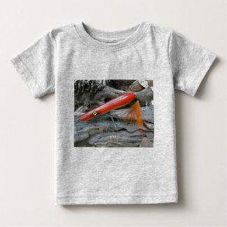 Saltwater Lure Popper Firebird Coordinating Items T Shirt