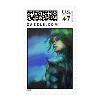 Saltwater Witch Stamps