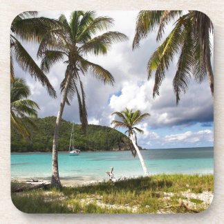 Saltwhistle Bay Mayreau, Grenadines Drink Coaster