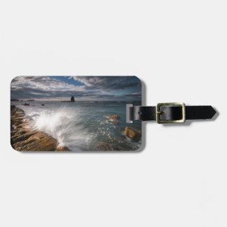 Saltwick Bay Bag Tag