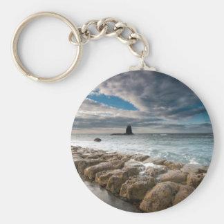 Saltwick Bay Keychain
