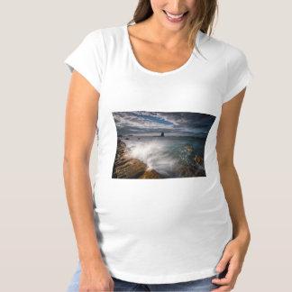 Saltwick Bay Maternity T-Shirt