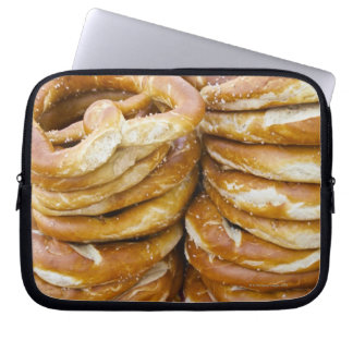 salty baked goods computer sleeve