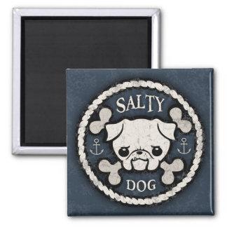 Salty Dog -bd Magnet