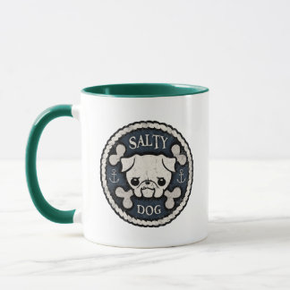Salty Dog -bd Mug