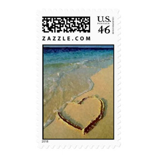 Salty Heart Stamps