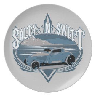 Salty N Sweet Bonneville Plate