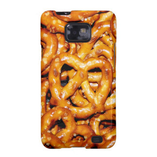 Salty Pretzels Galaxy SII Covers