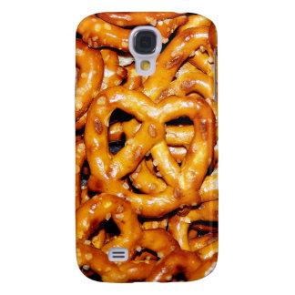 Salty Pretzels Galaxy S4 Cover