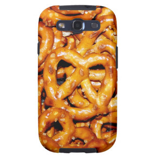 Salty Pretzels Samsung Galaxy S3 Covers