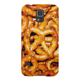 Salty Pretzels Cases For Galaxy S5